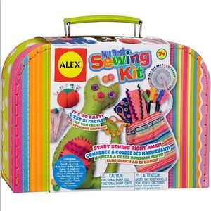 NWT Alex My First Sewing Kit